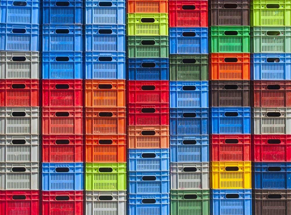 High Density Polyethylene (HDPE) Plastic Resin Pellets