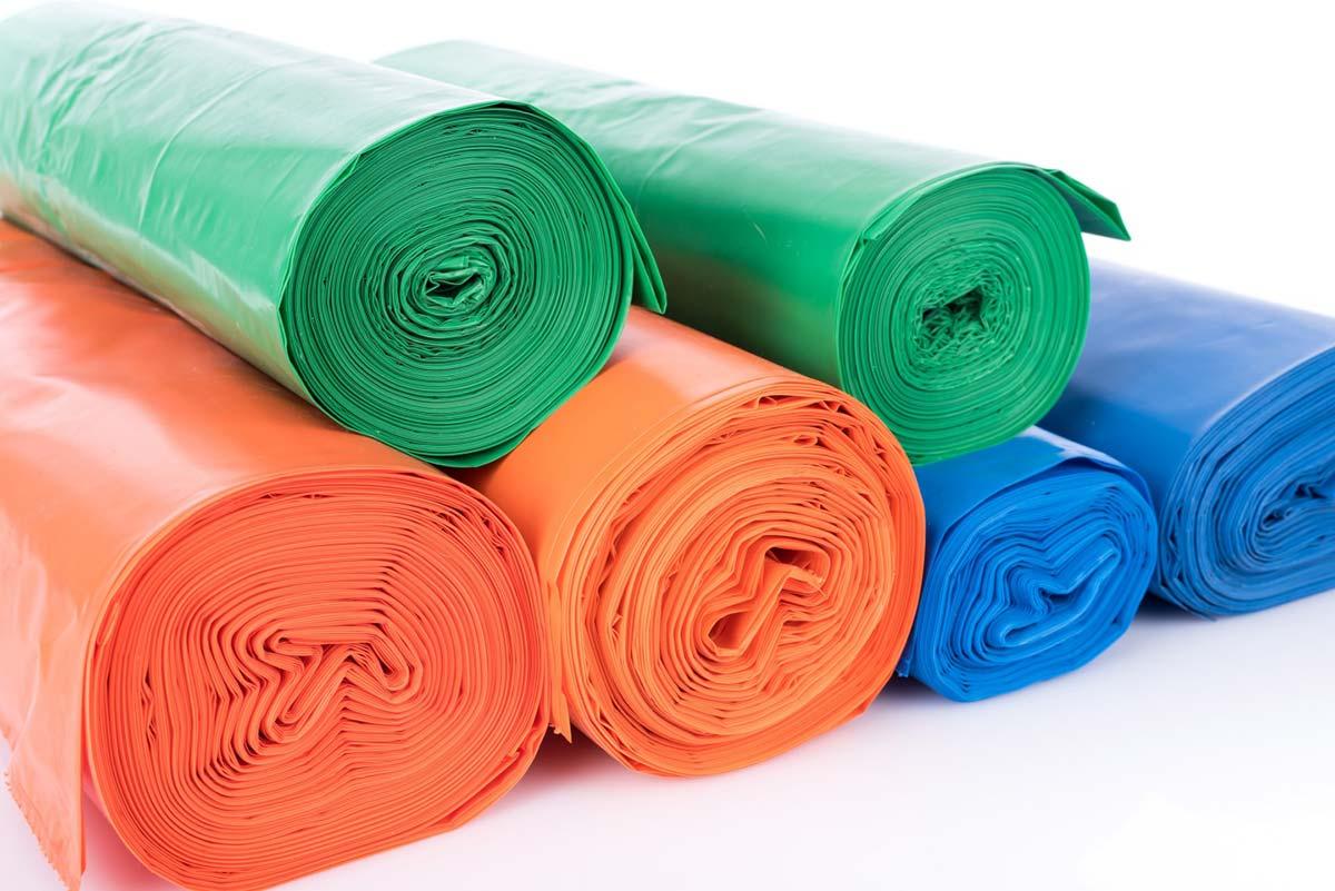 Low Density Polyethylene (LDPE) Plastic Resin Pellets